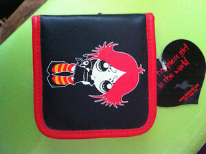 Ruby Gloom Wallet