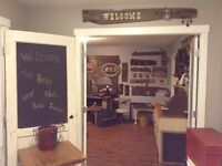 Repurposed, restyled  & reclaimed Decor for sale.
