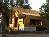 Framing crew available for new projects
