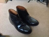 George boots/military boots