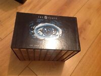 THE X FILES THE COMPLETE COLLECTION 1-9
