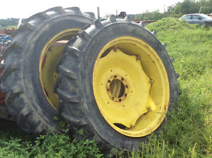 For sale two tractor tires