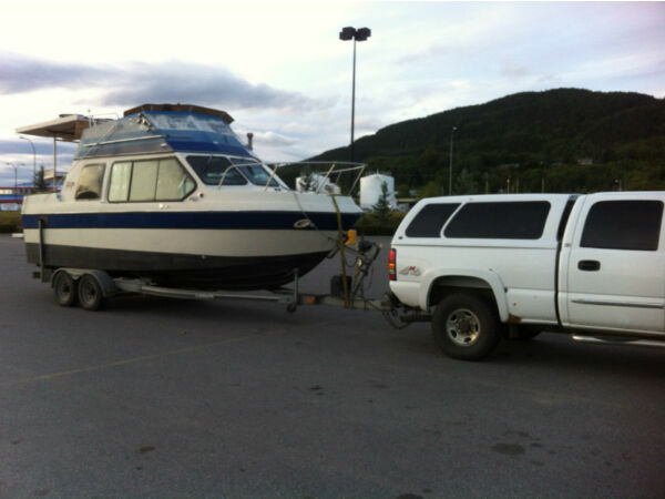 Used 1978 Reinell Boats Cabin Cruiser