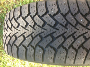Goodyear Winter Tires - 225/55/17 Directional -Set of Four