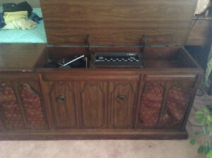 Stereo+Record Player