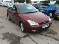 Ford Focus 1.8TDCi 115 2004MY Ghia