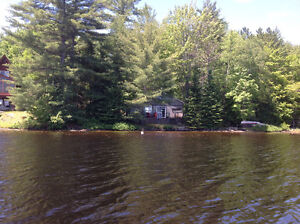 Cottage for rent SUMMER 2016 on Muldrew Lake 2 hrs from Toronto