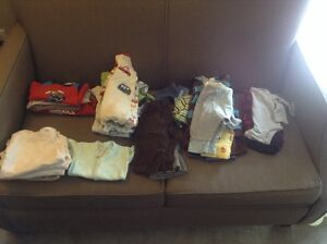 Box of boy's 6 months clothes Kitchener / Waterloo Kitchener Area image 1