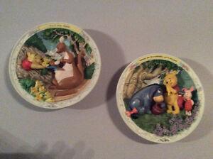 Bradford exchange pooh bear plates London Ontario image 1