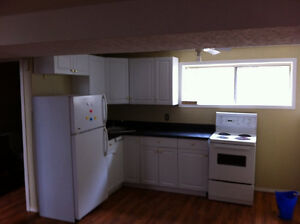 Nice one bedroom and den space for rent June 1st