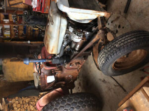 Massey Ferguson 35 for parts