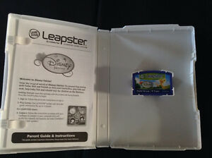 Leap Frog Leapster and Leapster 2 disney Tinkerbell game London Ontario image 2