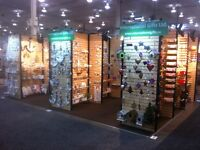 Wholesale Trade show at Edmonton Expo   Northlands