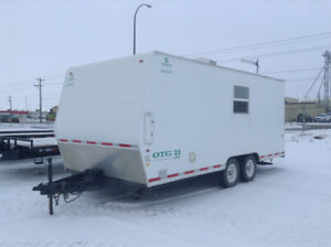 OFFICE TRAILER - USED