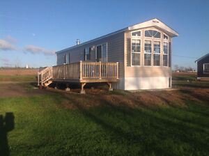 SUMMER COTTAGE LIVING AT IT'S FINEST!! WATERVIEW PARK MODEL RV