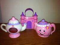 Fisher Price Kettles with sound