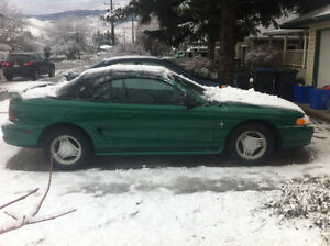 1995 Ford Mustang Used
