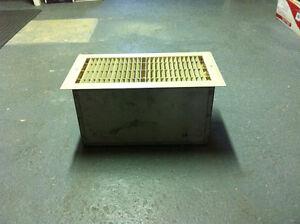 Chaufferette aéroconvecteur de plancher (1500 Watts)