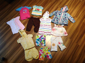 Lot de vêtements 18-24 mois FILLE