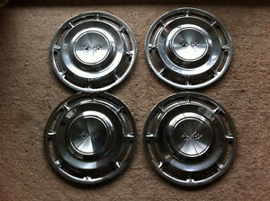 1960 Chevrolet Wheel Covers London Ontario image 2