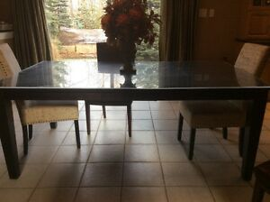 Bermex Custom Dining Table (Expresso Finish)