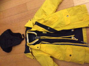 2 Jacket and snow pant(4T)