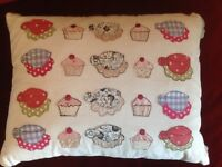 Cupcake Scatter Cushion