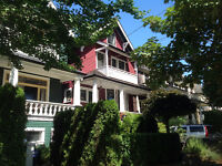 *** Ideal Location! Furnished Kitsilano Home  ***