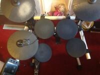 Drum Kit - great kit for supporting learners and developing drummers