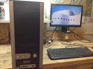 ordinateur intel double coeur 3 ghz