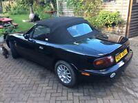 1997 MX5 Classic Mk1 1.8l – UK model