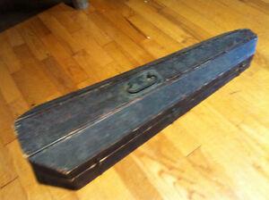 Étui à violon en bois - XIXe siècle