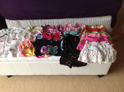 Girls size 2 summer clothes Gordon Tuggeranong Preview