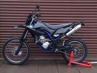 Yamaha WR 125R 125cc Only 5171miles Trail Enduro. Nationwide Delivery Available.