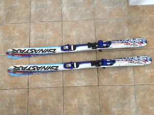 Dynastar Youth Skis with Salomon Bindings