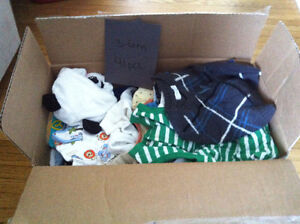 Baby Boy Clothing Lots