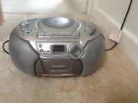 Portable Radio CD
