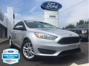 2016 Ford Focus SE-Ford Certified Pre-Owned