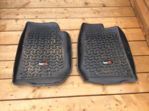 Tapis pour Jeep Wrangler Rugged Ridge