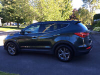 2013 Hyundai Santa Fe Luxury Edition SUV, Crossover