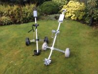 Golf Trollies (2 off)