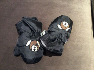 Hot Paws Baby Mittens, size 12-24mo