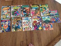 Comic collection for sale. 26 copies. $45.00