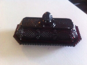 Avon Collectable Butter Dish