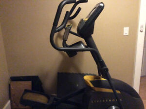 Elliptical - want to swap for a treadmill of similar quality