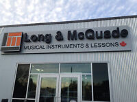 Long and McQuade Grand Opening Extravaganza!!