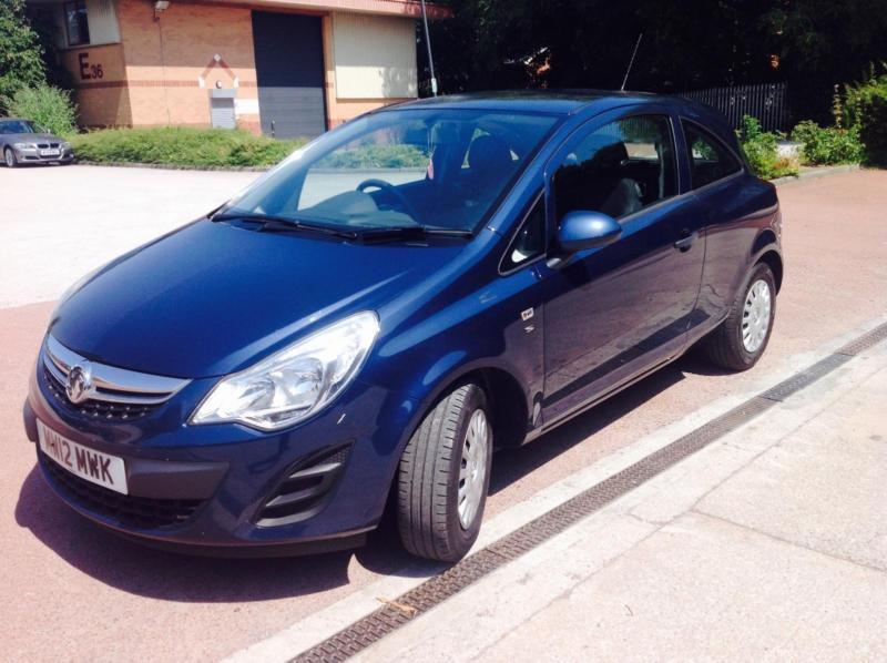 Vauxhall Opel Corsa 1 0i 12v 65ps Ecoflex 2017 5my S Economical With Warrant