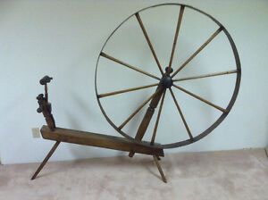 Antique Spinning Wheel for sale