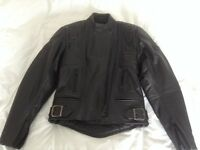Ladies Belstaff leather jacket 12