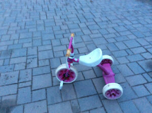 Your choice of tricycle